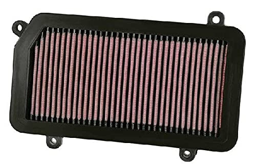 K&N Filters 33-2939 Washable and Reusable Car Replacement Air Filter from K&N