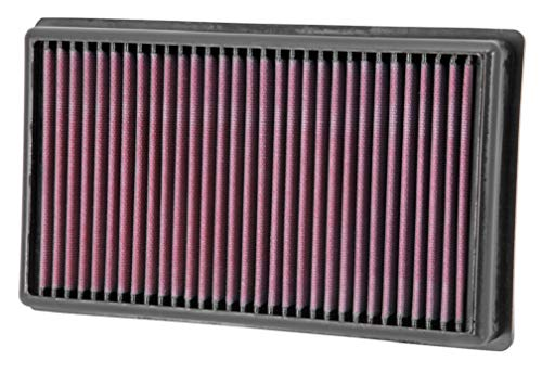 K&N Engine Air Filter: High Performance, Premium, Washable, Panel Replacement Filter: 2003-2019 (DS4, DS5, C4 II, C4 Picasso, C-Triomphe, C4, 3008, 5008, RCZ, 308, 307), 33-2998 from K&N