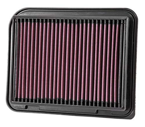 K&N 33-3015 Replacement Air Filter from K&N