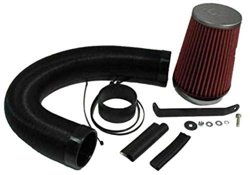 K&N 57-0139 Washable and Reusable Car Performance Intake Kit from K&N