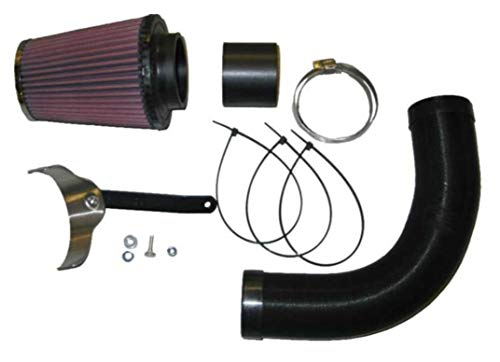 K&N 57-0270-1 Washable and Reusable Car Performance Intake Kit from K&N