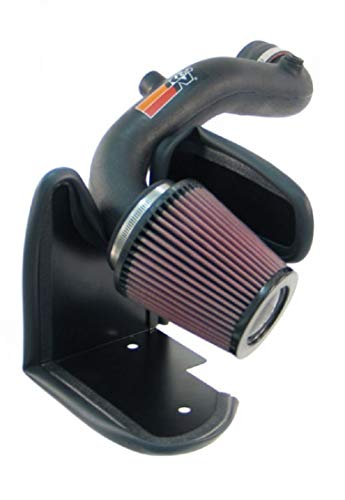 K&N 57-1551 Washable and Reusable Car Performance Intake Kit from K&N