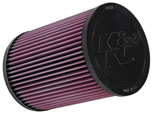 K and N E-2986 Washable and Reusable Car Replacement Air Filter from K&N