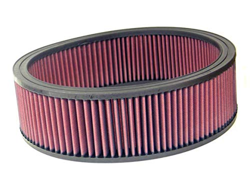 K and N E-3699 Washable and Reusable Car Custom Air Filter from K&N