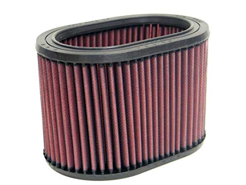 K and N HA-0800 Motorcycle Replacement Air Filter from K&N
