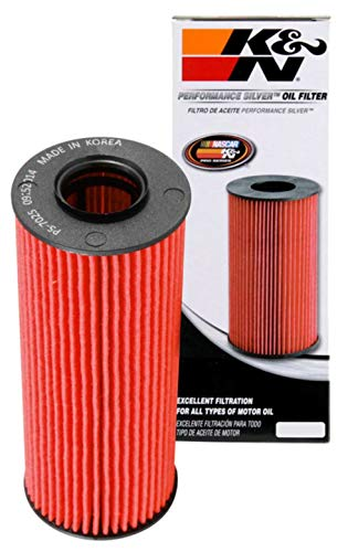K&N PS-7025 Oil Filter from K&N