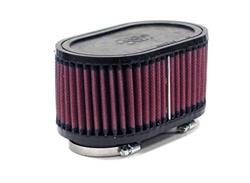 K and N R-2300 Washable and Reusable Car and Motorcycle Universal Rubber Filter from K&N