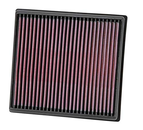 K&N Engine Air Filter: High Performance, Premium, Washable, Panel Replacement Filter: 2011-2019 (Q30, A160, A220, B160, B180, B200, B220, CLA180, CLA200, GLA180, GLA200), 33-2996 from K&N