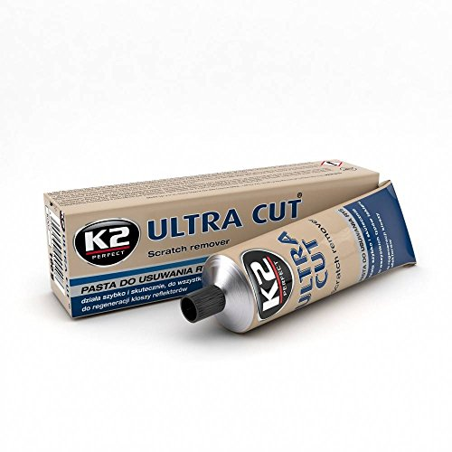 K2 Ultra Cut Car Scratch Repair Remover, car paint polish 100g - clear from K2