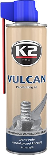 K2 | Vulcan Screw-Removal Rust Remover, Rostentferner Screws, Spray, 500ml from K2
