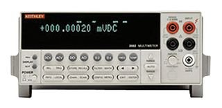 Keithley 2002 8.5D Digital Multimeter With 32K Memory from KEITHLEY