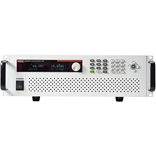 Keithley 2380-500-30 Programmable DC Electronic Load, 500V, 30 A, 750W from KEITHLEY