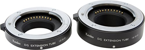Kenko 10+16mm Extension Tube Set for Micro 4/3 from KENKO