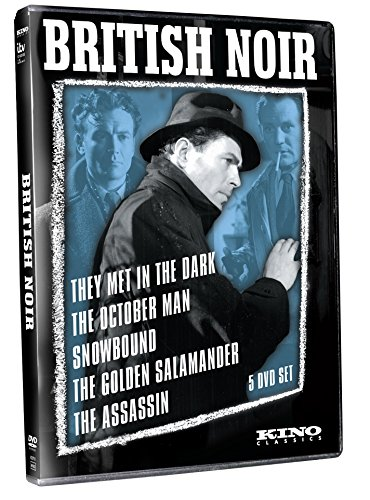 British Noir: Five Film Collection [DVD] from KINO CLASSICS