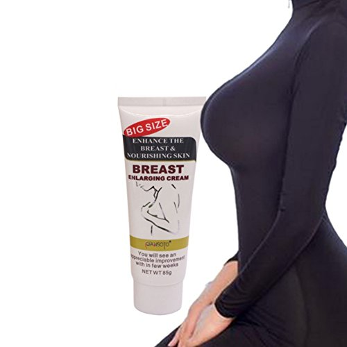 Breast Firming Cream, KISSION Bust Boost Pueraria Cream Firm Lifting Cream Breast Enlargement Cream 85g from KISSION
