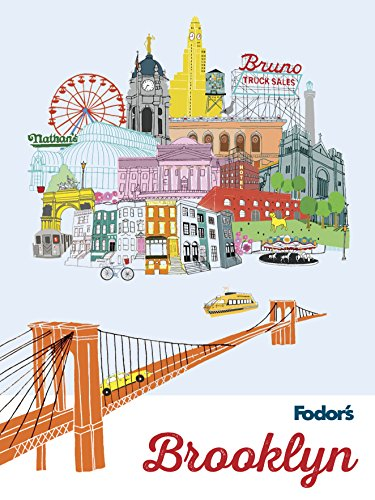 Fodor's Brooklyn (Full-color Travel Guide) from KLO80