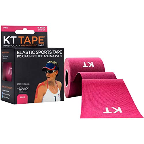 "KT Tape Original Uncut 16"" Cotton Pink from KT Tape"