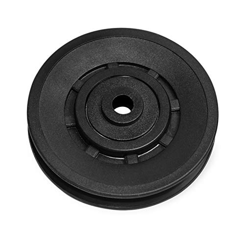 KYLIN SPORT 90mm Universal Wearproof Abration Bearing Pulley Wheel For Gym Equipment Part from KYLIN SPORT