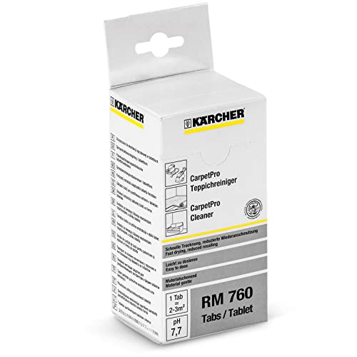 Karcher Carpet Cleaner (RM 760 Tabs) from KAER5