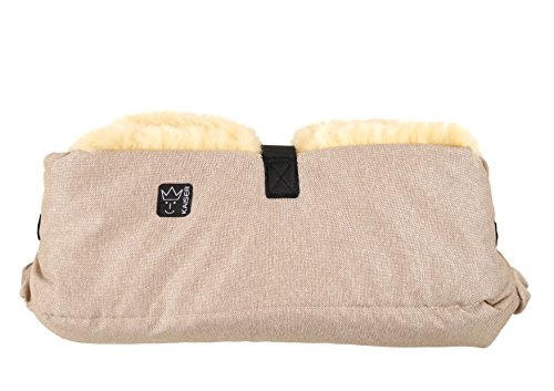 Kaiser Big Double Hand Warmer Lambswool Medicinal from Kaiser