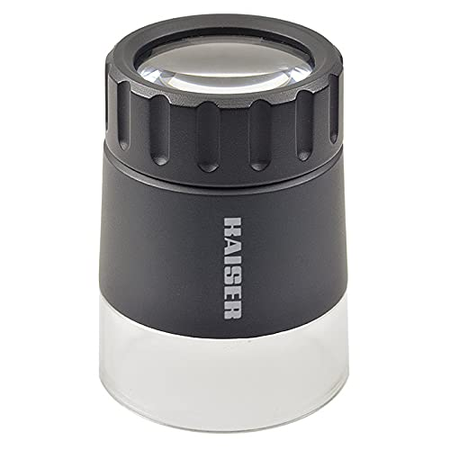 Kaiser Fototechnik 2351 4,5X Universal Magnifying Glass with 45 mm Viewing Area for 35 mm Slides from Kaiser