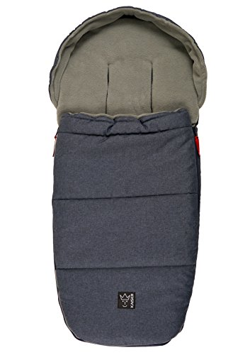 Kaiser Louis Thermo Fleece Footmuff from Kaiser