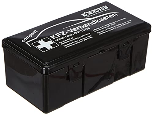Kalff compact car first aid box, 23503, DIN 13164 from Kalff