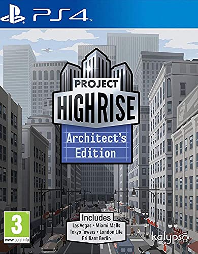 Project Highrise Architects Edition (PS4) from Kalypso Media