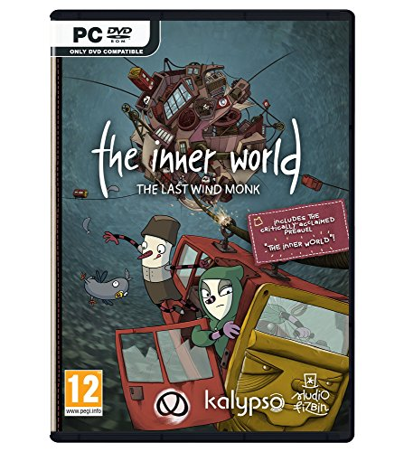 The Inner World: The Last Windmonk (PC DVD) from Kalypso Media