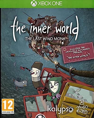 The Inner World: The Last Windmonk (Xbox One) from Kalypso Media