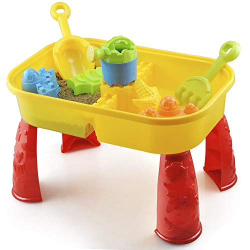 Summer fun Sand and Water Table - Great fun on the beach or in the garden - TY1987 from KandyToys