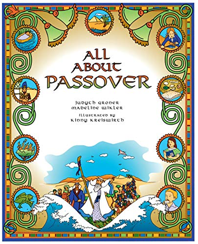 All About Passover from Kar-Ben Copies Ltd