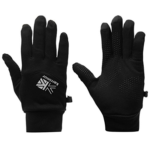 Karrimor Unisex Thermal Gloves Black L-XL from Karrimor