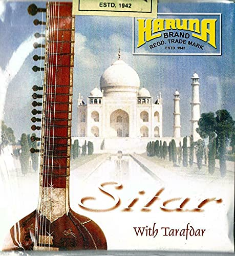 FULL SET OF 18 TOP BRANDED KARUNA INDIAN SITAR STRINGS 7+11 from Karuna