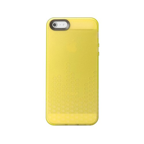 Katinkas Matrix Soft Cover for Apple iPhone 5 - Yellow from Katinkas