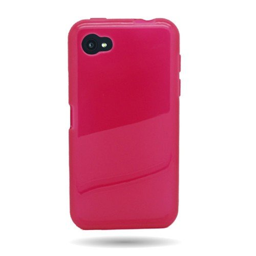 Katinkas Soft Gel Cover for HTC First - Pink from Katinkas