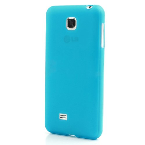 Katinkas Soft Gel Cover for LG F5 - Light Blue from Katinkas