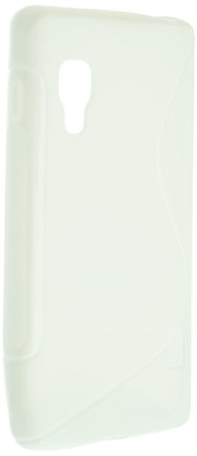 Katinkas Wave Soft Cover for LG Optimus L5 II - White from Katinkas
