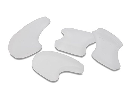 Ballet Dance Shoe Clear Silicone Toe Spacers Spacemaker Pack By Katz Dancewear from Katz Dancewear