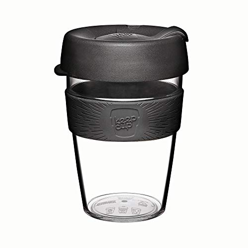 KeepCup 9343243000910 Original Clear Edition 340ml, Plastic from KeepCup