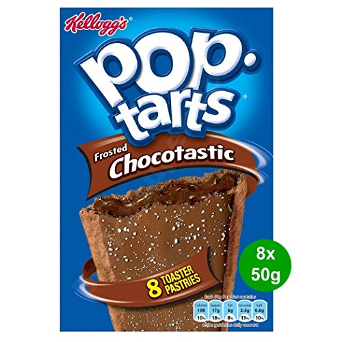 Kellogg's Pop Tarts Frosted Chocotastic, 50g from Kellogg's