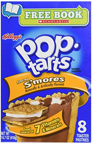 Kellogg's Frosted S'mores Pop Tarts 416g from Kellogg's