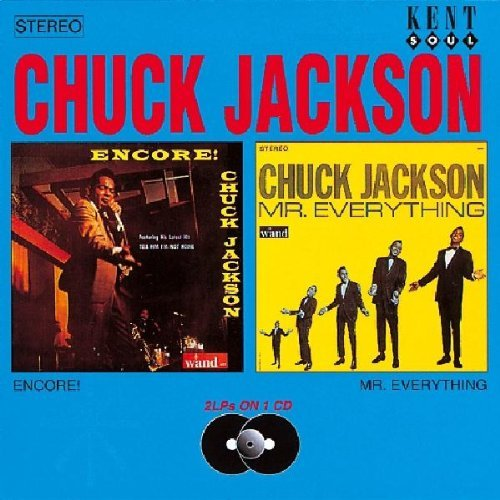 Encore/Mr. Everything by Chuck Jackson (1994-09-13) from Kent