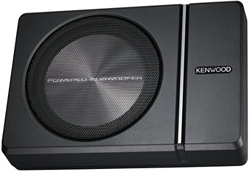 Kenwood KSC-PSW8 Compact Active Subwoofer Black from Kenwood