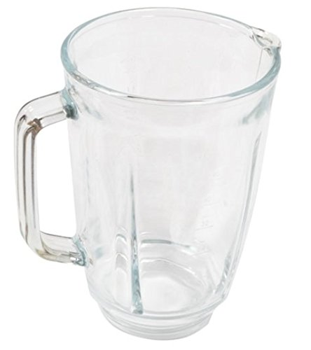 Kenwood FP920 Glass Goblet from Kenwood