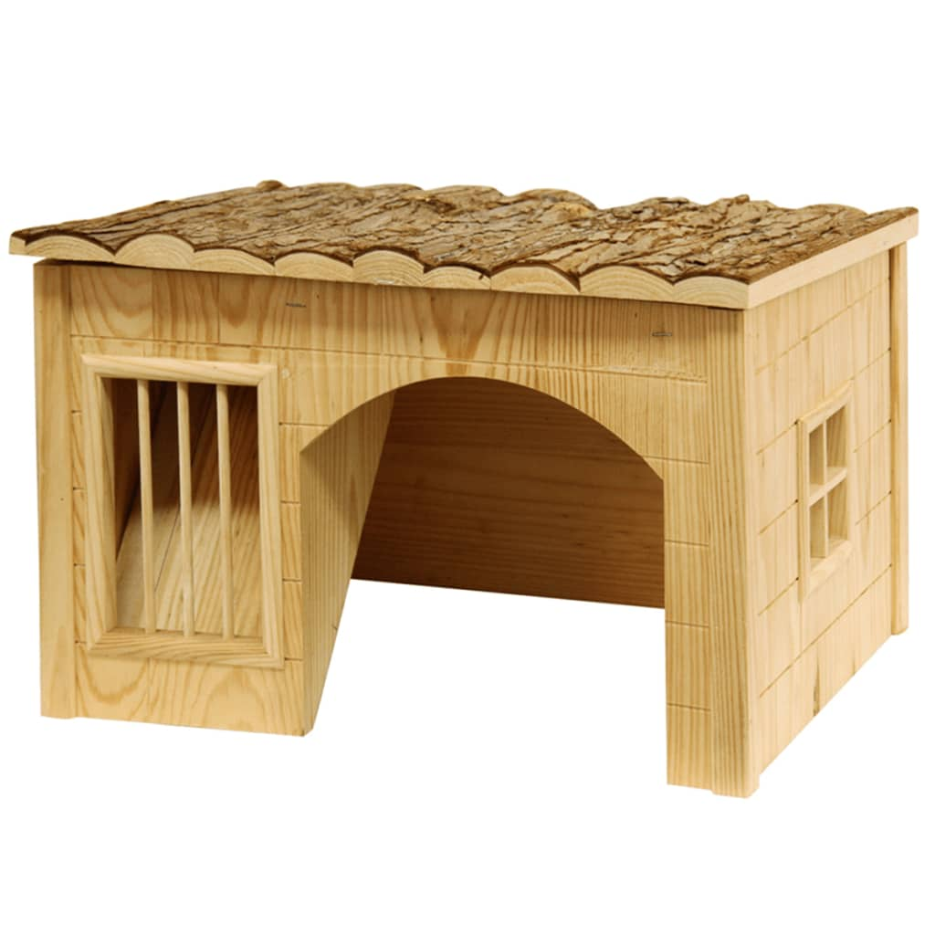 Kerbl Rodent House Nature 43x34.5x27 cm 82759 from Kerbl