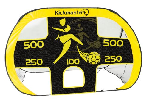 Kickmaster Quick Up Goal And Target Shot (2011 Version) from Kickmaster