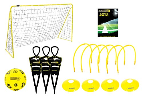 Kickmaster Ultimate Football Challenge - Yellow/Black from Kickmaster