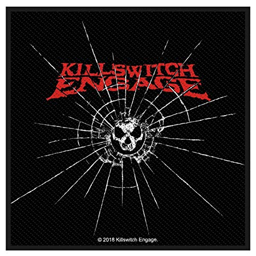 Killswitch Engage 'Shatter' Woven Patch from Killswitch Engage