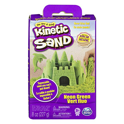 Green 8oz Kinetic Sand from Kinetic Sand